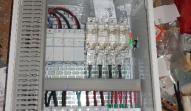 Travaux électriques courants forts
