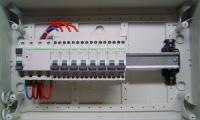 Travaux de mise en conformité électrique pour des locaux situés à Reims.