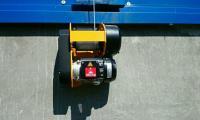 Installation électrique de treuils pour un commerce à Thillois