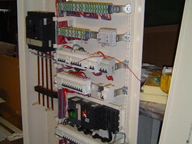 Electricite courants forts et faibles