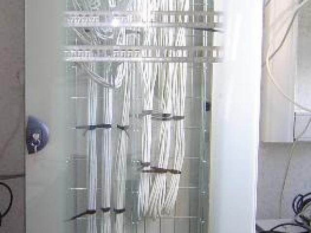 Travaux d'électricité courants faibles