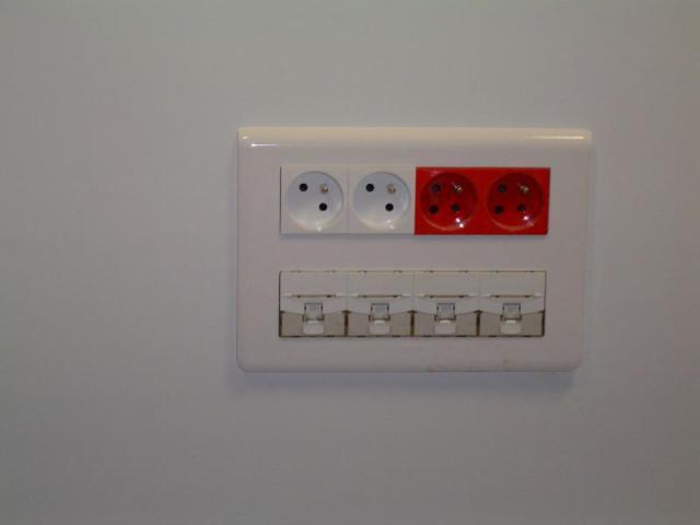 Travaux d'électricité courants forts, courants faibles