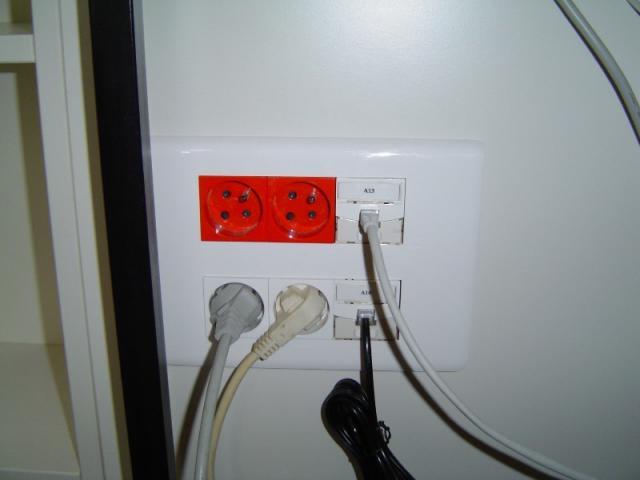Réaménagement électriques de locaux