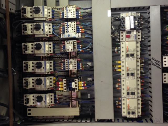 Modification et réaménagement électriques pour une industrie à Reims