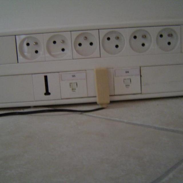 Réaménagement électrique