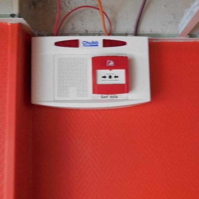 Travaux de câblage et de raccordement d'une détection incendie à Reims