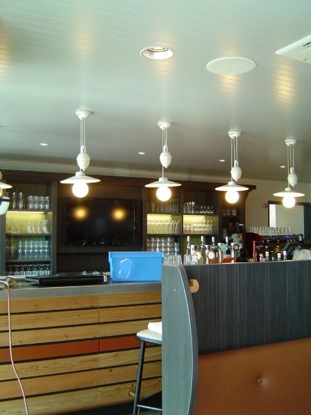 Réaménagement électrique d'une salle de restauration zone de Mourmelon le Grand